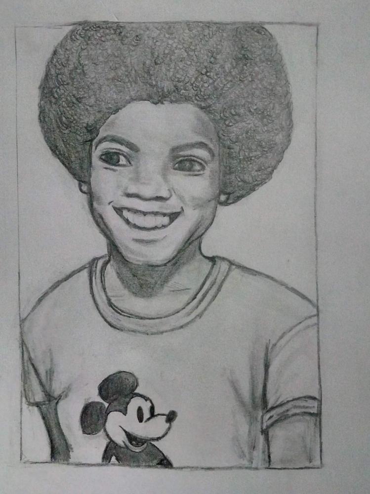 Michael Jackson by felixa1